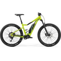 Велосипед Merida eBig.Trail 600 SilkGreen/Black 2019 XL(54cm)